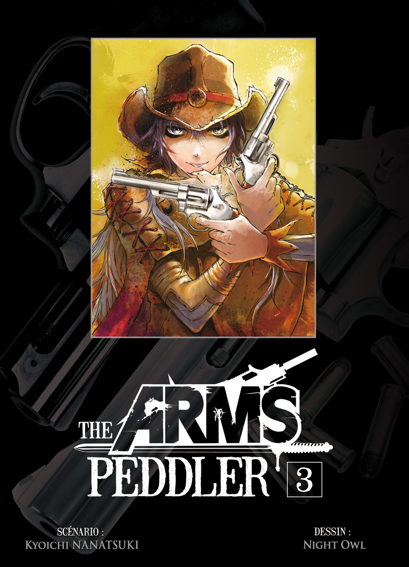 On a lu… The Arms Peddler – Tome 3