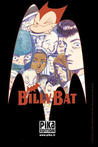 On a lu… Billy Bat : voyages dans le temps et mal de crâne