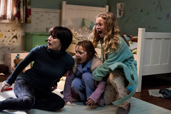 La guerre des mères (critique de Mama, de Andy Muschietti)