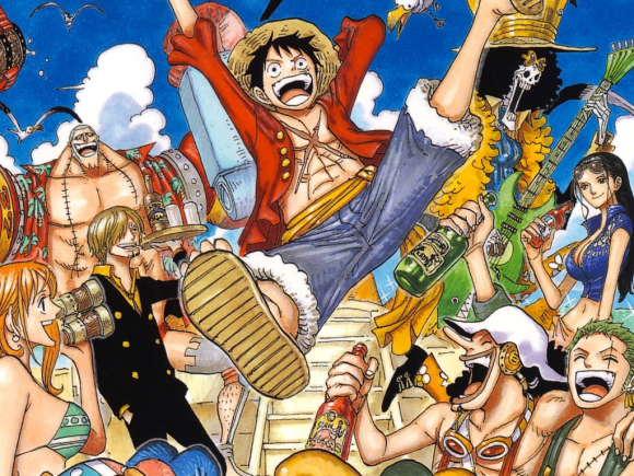 One Piece + orchestre symphonique = Geekasme