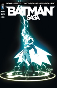 On a (aussi) lu…Batman Saga n°13