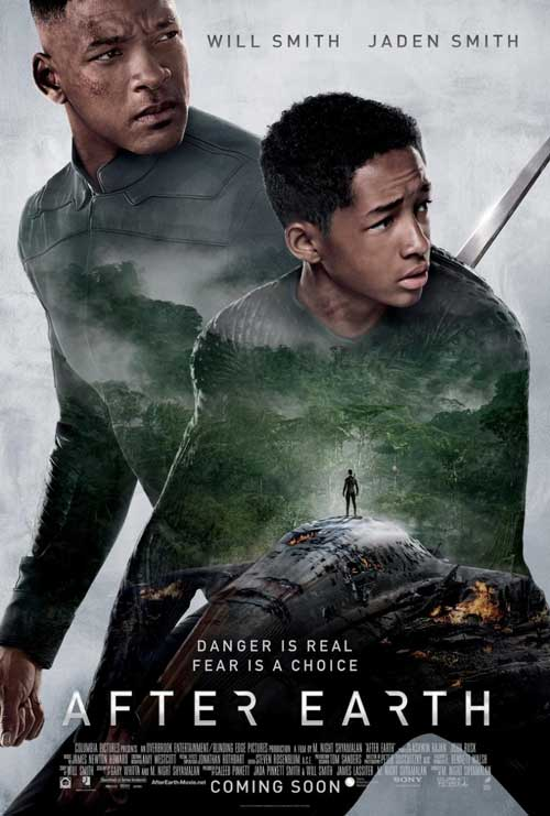 MOVIE MINI REVIEW : After Earth