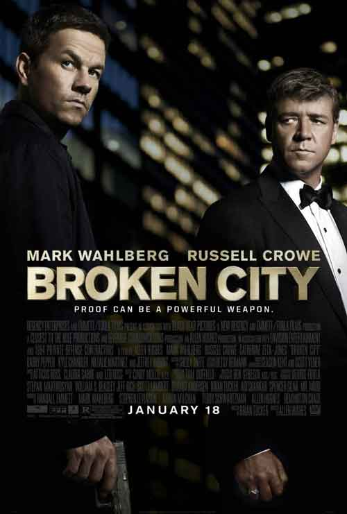 MOVIE MINI REVEIW : Broken City