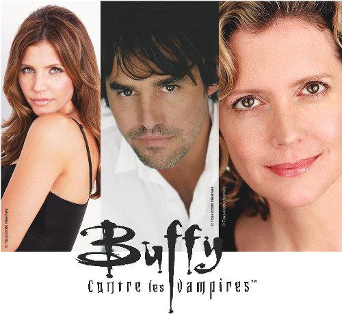Le Daily Mars animera la Masterclass Buffy Reunion à Comic Con Paris !