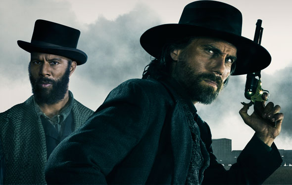 La séance de rattrapage : Hell On Wheels (saison 1)