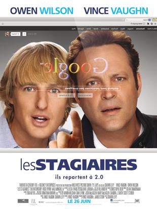 Looking for Google. Critique: Les Stagiaires de Shawn Levy