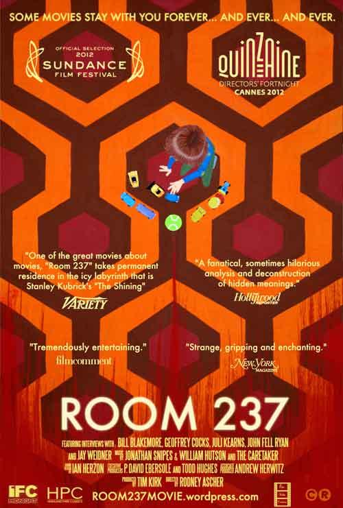 MOVIE MINI REVIEW : Room 237