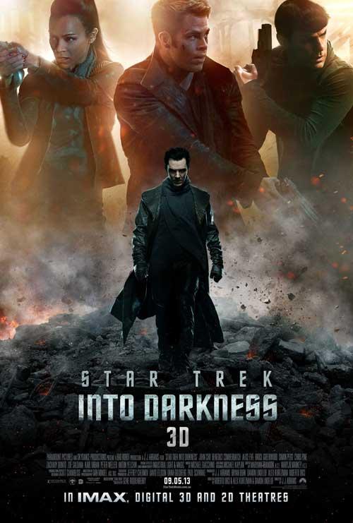 MOVIE MINI REVIEW : Star Trek  Into Darkness