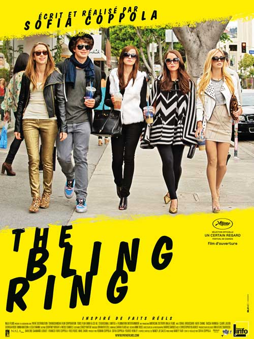 MOVIE MINI REVIEW : The Bling Ring