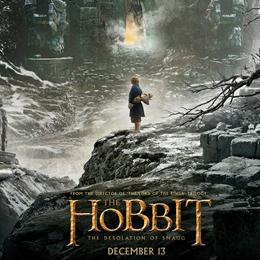 The Hobbit: Desolation of Smaug, avant le trailer, le poster