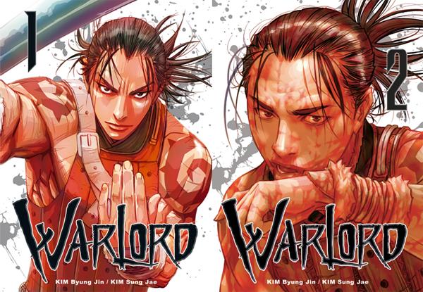On a lu… Warlord (Kim Byung Jin et Kim Sung-Jae)
