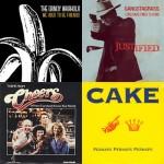 LA MIXTAPE : Les génériques de séries en chansons VOL.2