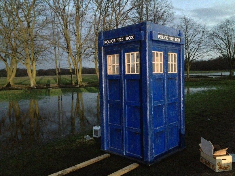 Explorez le Tardis de Doctor Who grâce à Google Maps