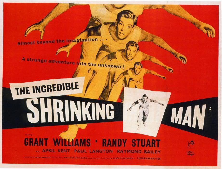 La Séance du Père Sheppard : Hommage à Richard Matheson, The Incredible Shrinking Man de Jack Arnold (1957)