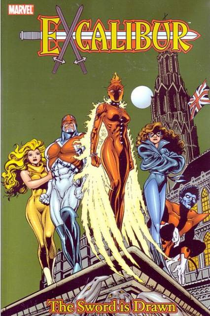 On a lu… Excalibur de Chris Claremont et Alan Davis
