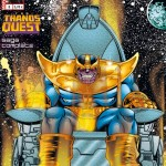 On a lu… Thanos Quest de Jim Starlin et Ron Lim