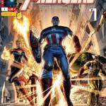 On a (aussi) lu…Avengers n°1