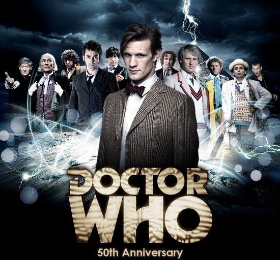 Doctor Who : un trailer pour The Day of the Doctor !