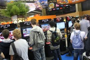 Stand Namco Bandai Games