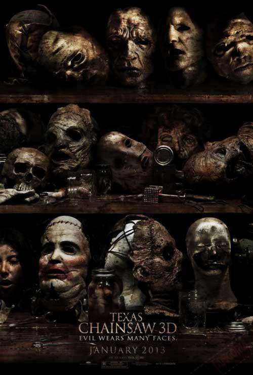 MOVIE MINI REVIEW : Texas Chainsaw 3D