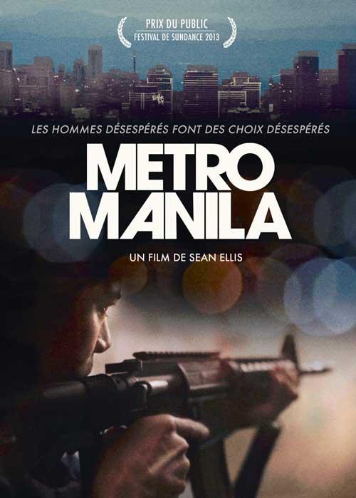 MOVIE MINI REVIEW : Metro Manila