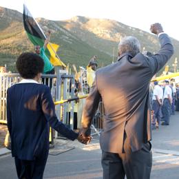 Pour le Mandela Day, Pathé nous offre le trailer de The Long Way to Freedom