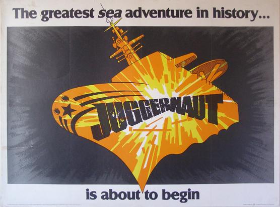 La séance du Père Sheppard : Juggernaut, de Richard Lester (Terreur sur le Britannic, 1974)