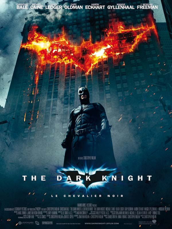Summer Flashback, (ep.1/10) : The Dark Knight – Le Chevalier Noir, de Christopher Nolan (été 2008)