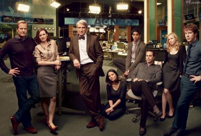 The Newsroom, recadrage en cours ? (critique de l'épisode 2.01)