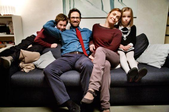 Série Séries 2013 : Gros plan sur Una Mamma Imperfetta