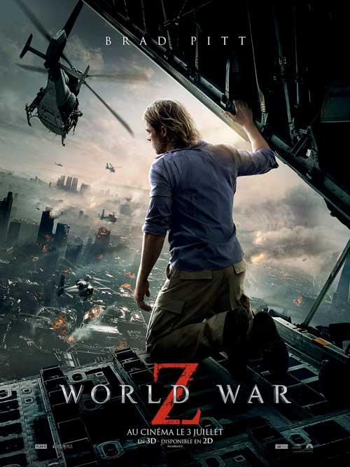 MOVIE MINI REVIEW : World War Z
