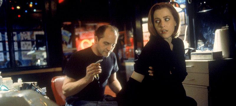 X-Files en 20 épisodes : Never Again (Jamais Plus) [4×13]