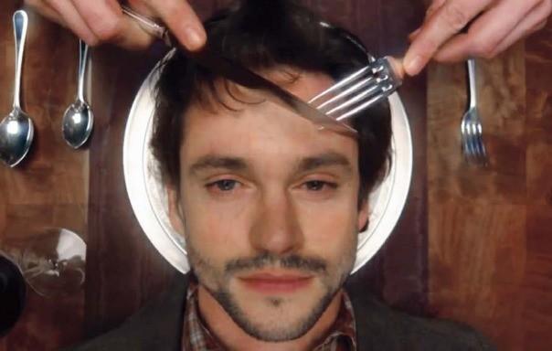 Hannibal, la nourriture, la folie, la mort et le conte
