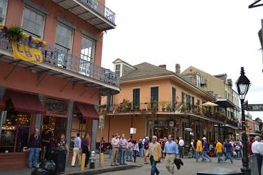 Voyage en terre sériephile, étape 5 : la Nouvelle Orléans