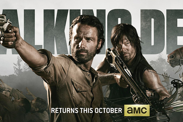 The Walking Dead, le retour de tous les records