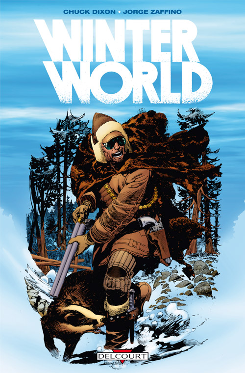 On a lu… Winter World de Chuck Dixon et Jorge Zaffino