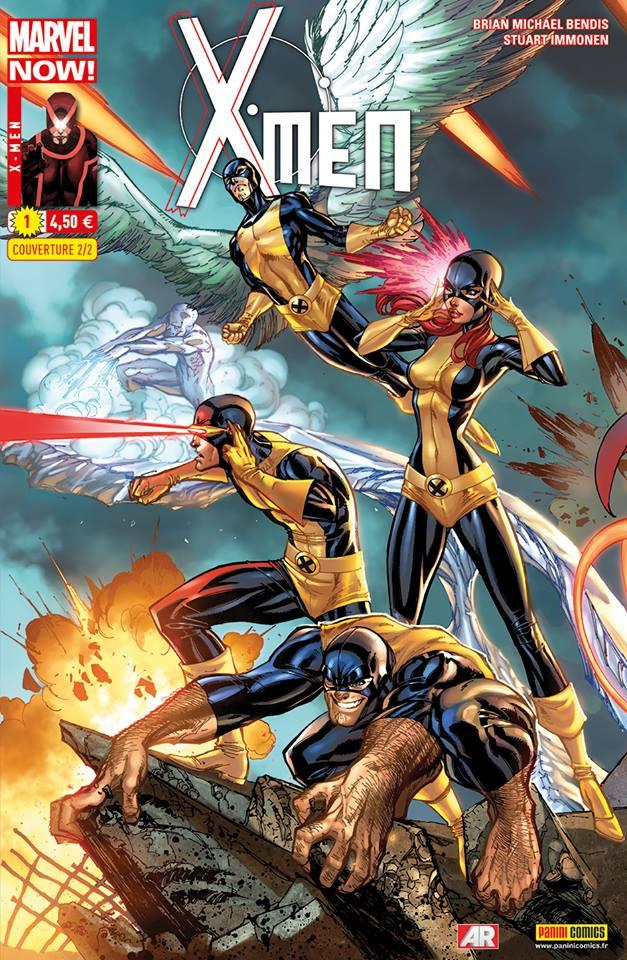 On a (aussi) lu…X-Men n°1