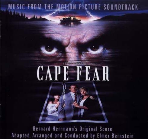 Les meilleures B.O. des pires films (3/10) : Cape Fear de Bernard Hermann
