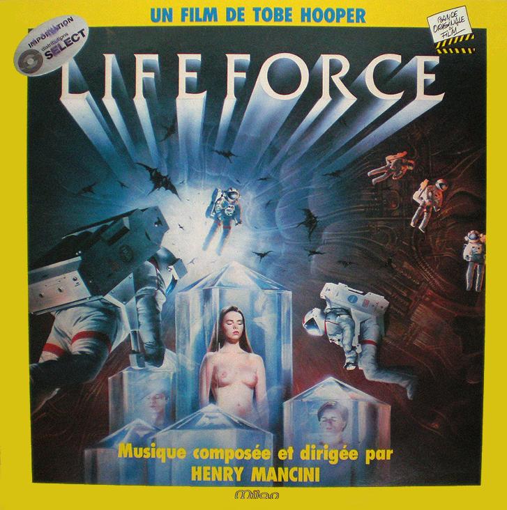 Les meilleures B.O. des pires films (8/10) : Lifeforce de Henry Mancini