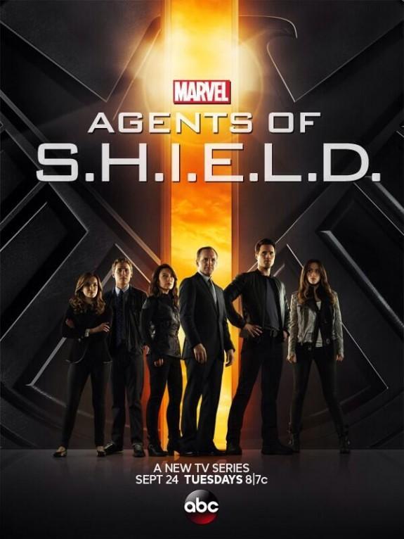 Agents of S.H.I.E.L.D : une affiche et des révélations