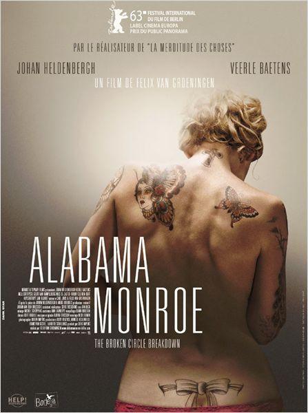 Sweet Home Belgium (critique de Alabama Monroe de Felix Van Groeningen)