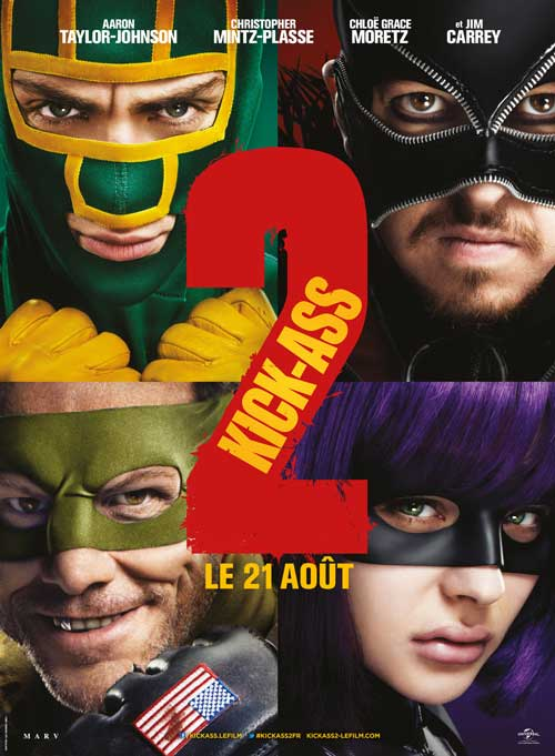 MOVIE MINI REVIEW : Kick-Ass 2