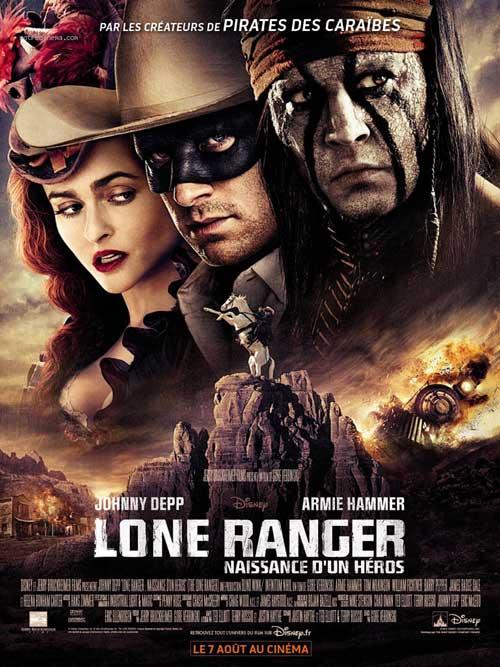 MOVIE MINI REVIEW : Lone Ranger – Naissance D'Un Héros