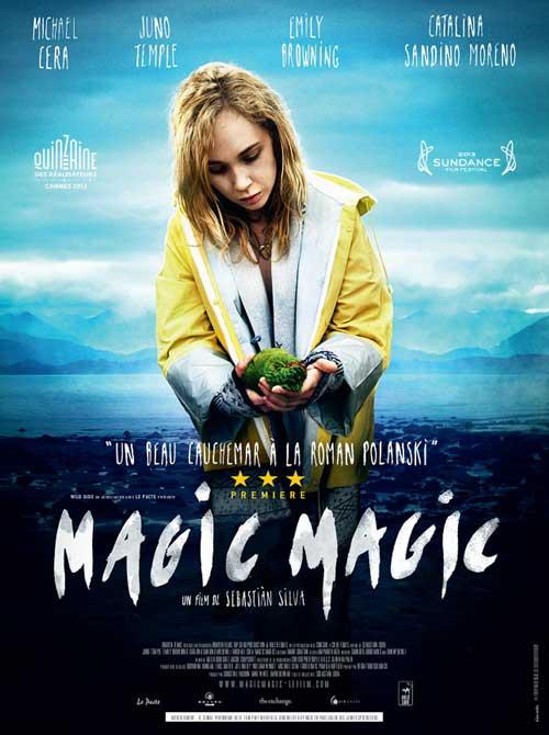 MOVIE MINI REVIEW : Magic Magic