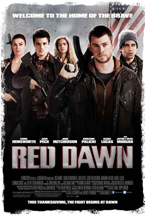 MOVIE MINI REVIEW : Red Dawn