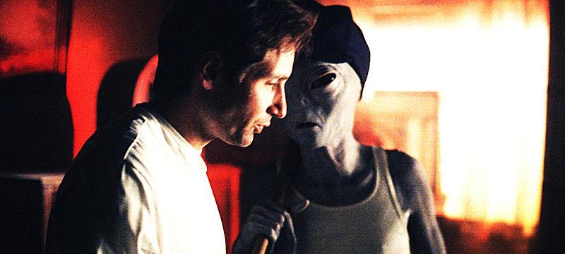 X-Files en 20 épisodes : The Unnatural (Le Grand Jour) [6×19]