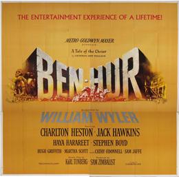 MGM sur un remake de Ben-Hur