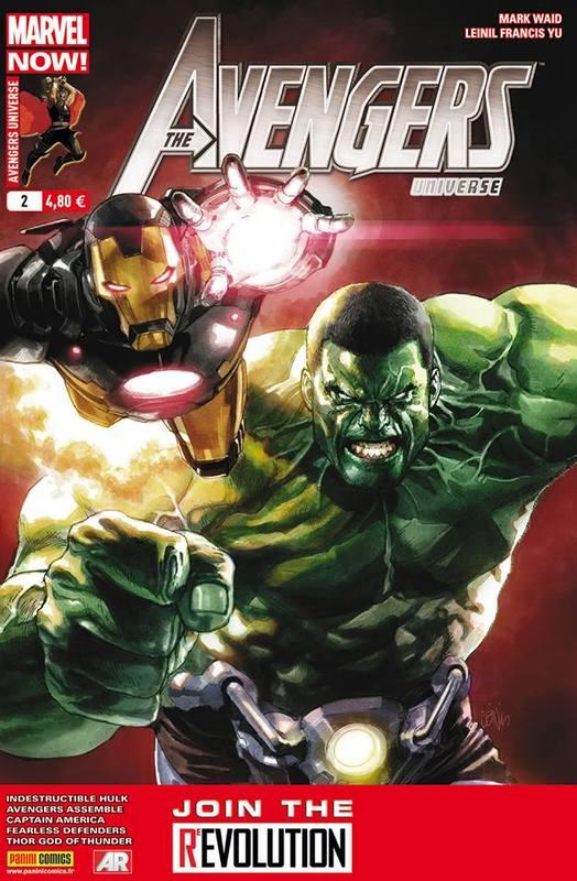 On a lu… Avengers Universe n°2