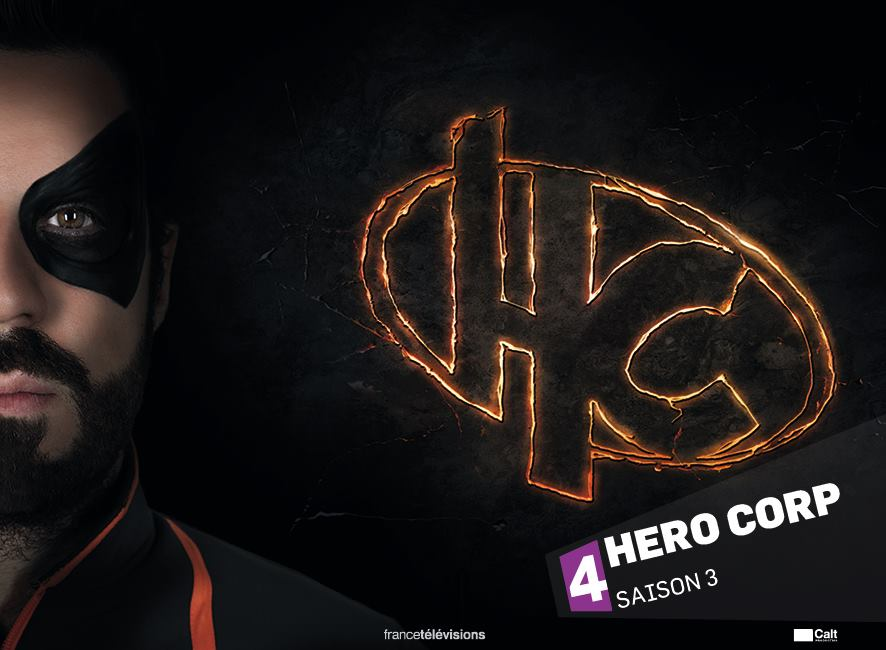 Le troisième teaser d'Hero Corp saison 3 est en ligne !