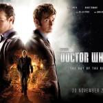 Un poster pour les 50 ans de Doctor Who